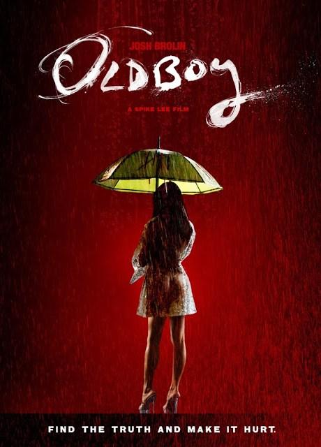 Dos nuevos pósters y spot de televisión de 'Oldboy'