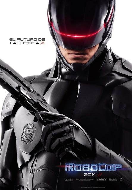 Póster oficial y tráiler en castellano de 'RoboCop'
