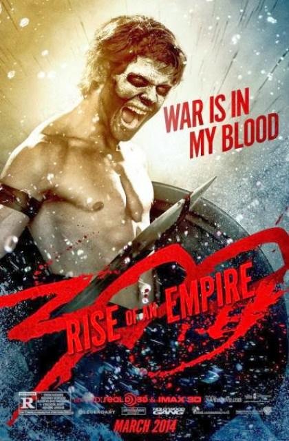 Nuevo póster de '300: El Origen de un Imperio' dedicado a Calisto