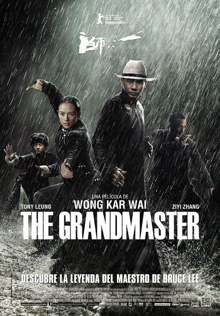 Tráiler y póster español de 'The Grandmaster' de Wong Kar-Wai