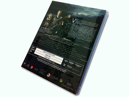 A la venta 'Vikingos' (1ª Temporada) en DVD y Blu-ray