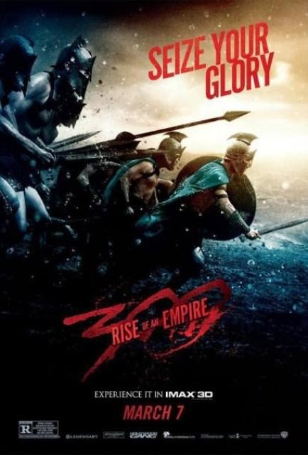 Warner Bros preestrena '300: El origen de un imperio' en varias ciudades españolas
