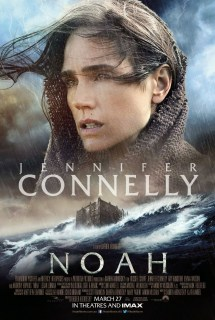 Colección de pósters de 'Noé', la última película de Darren Aronofsky