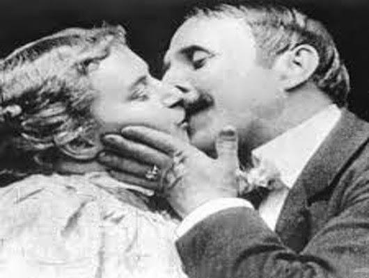 Especial San Valentín: Historia del beso en Hollywood (1ª Parte)
