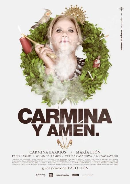 Póster, tráiler y primer clip de vídeo de 'Carmina y amén', secuela de 'Carmina o revienta'