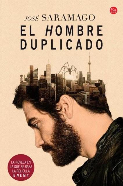"""Concurso 'Enemy': Gana con nosotros el libro """"El hombre duplicado"""" de Jose Saramago"""