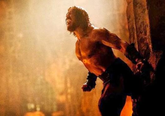 Nuevas fotos y logo oficial de 'Hércules', con Dwayne Johnson