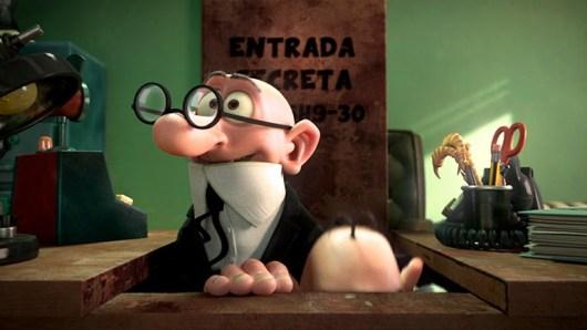 Primera imagen de 'Mortadelo y Filemón contra Jimmy el cachondo', que ya tiene fecha de estreno
