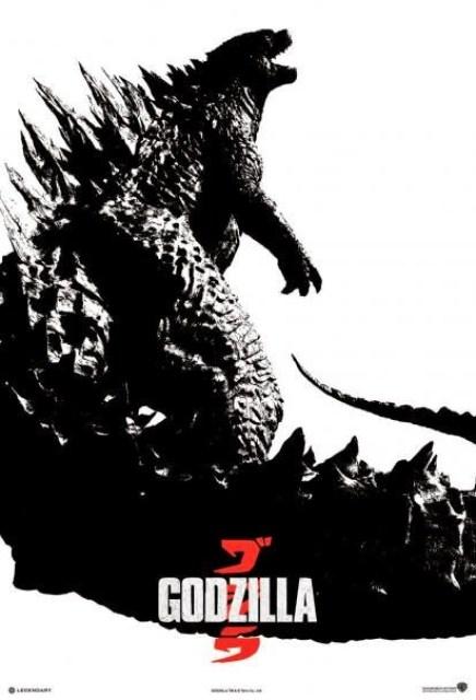 Nuevo póster internacional y nueva imagen de 'Godzilla'