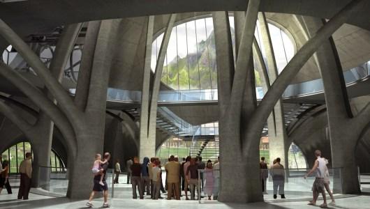 Otra incorporación y nuevos diseños del interior del parque para 'Jurassic world'