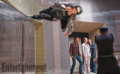 Nuevos pósters y foto de Mercurio en 'X-Men: Días del futuro pasado'