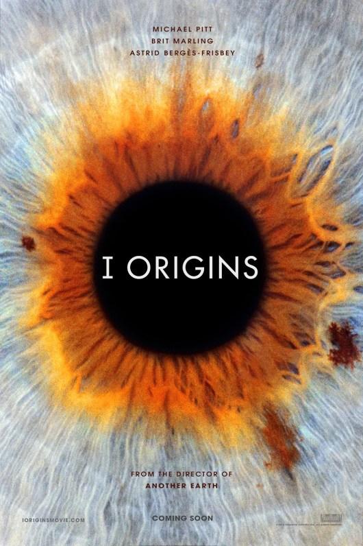Póster y tráiler de 'I origins', de Mike Cahill