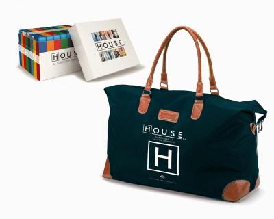 Concurso 'House': Tenemos bolsas de viaje del médico más famoso