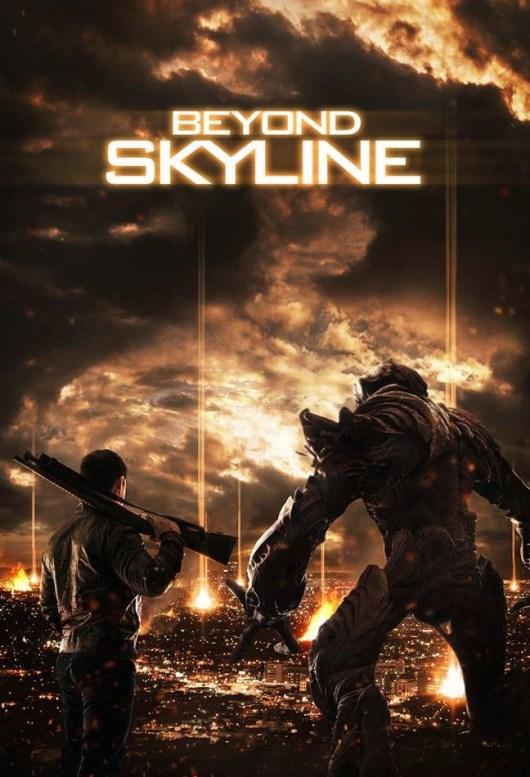 Primer póster de la secuela de 'Skyline', que ya tiene director