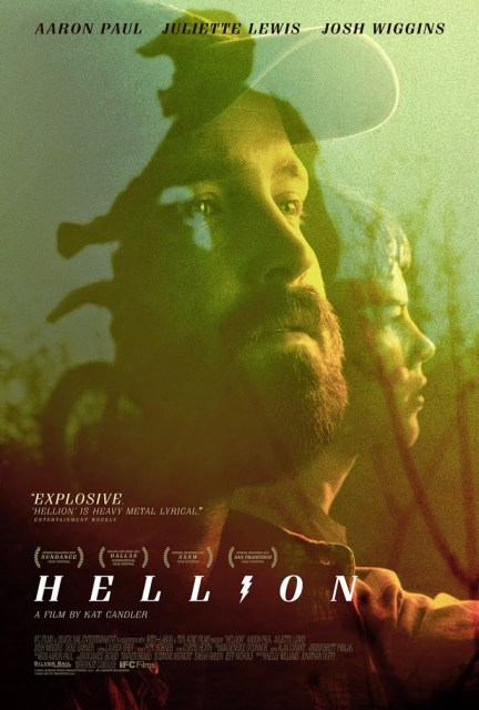 Publicado el nuevo póster y tráiler de 'Hellion', con Aaron Paul