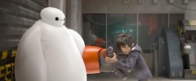 Nuevas imágenes de la película de Disney 'Big Hero 6'