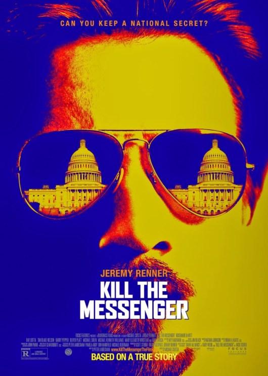 Tráiler y póster de la nueva película de Jeremy Renner 'Kill the Messenger'