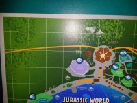 Filtrado el nuevo mapa de la isla de 'Jurassic world'