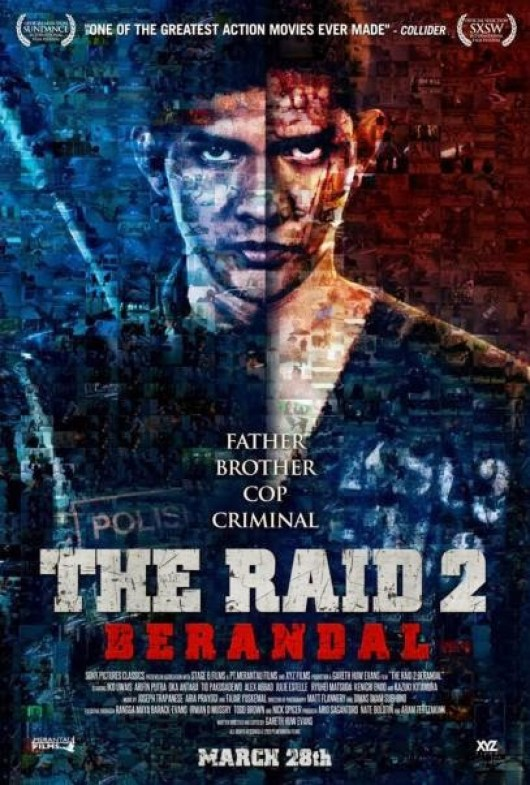 'The zero theorem' y 'The raid 2: Berandal' estarán en Nocturna 2014