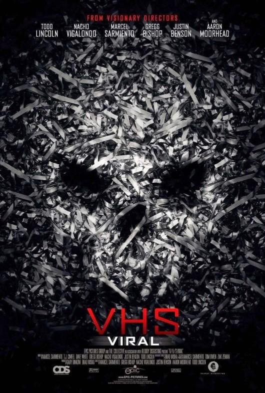Nuevos póster y tráiler de 'V/H/S: Viral'