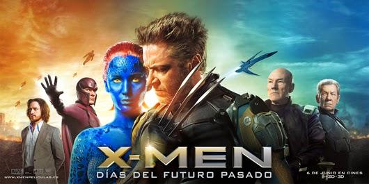 Concurso 'X-Men: Días del futuro pasado': Tenemos packs de merchandising para vosotros