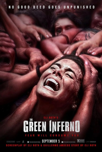 Nuevo tráiler y póster de 'The Green Inferno', de Eli Roth