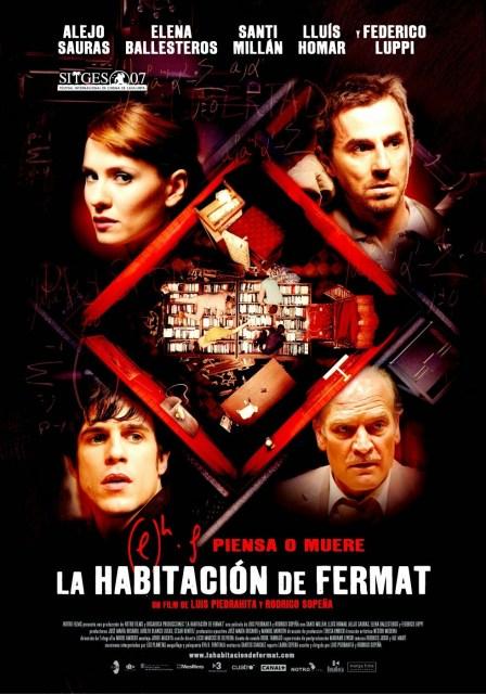 Mañana nuevo evento #comentaParamount con 'La habitación de Fermat'