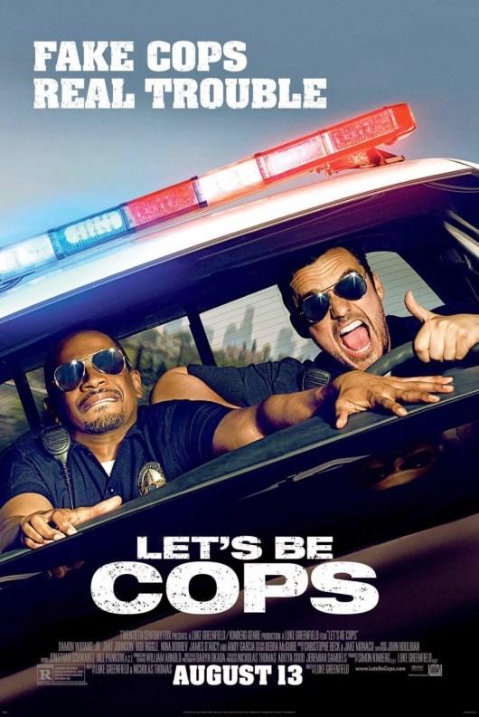 Los chicos de New Girl protagonizan el nuevo tráiler de 'Let´s be cops'