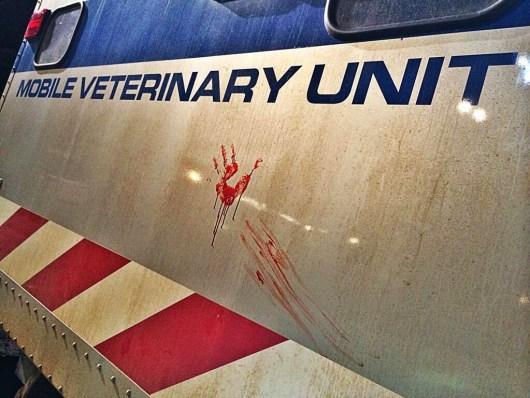 Colin Trevorrow revela sangrienta imagen de 'Jurassic World '