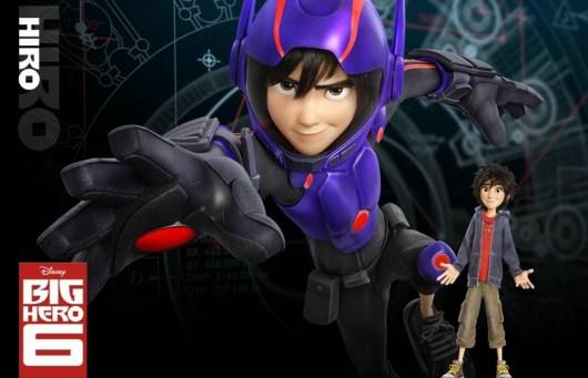 Nuevo tráiler y descripción de personajes de '6 Héroes'