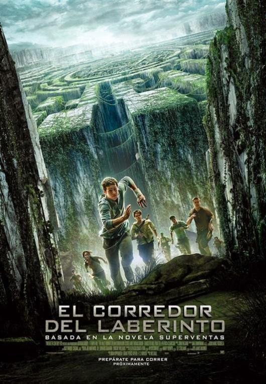 Tráiler y póster final español de 'El corredor del laberinto'