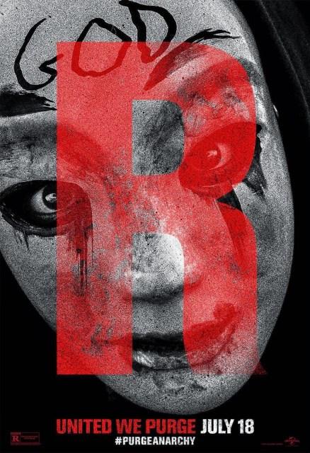 Remesa de pósters de 'Anarchy: La noche de las bestias'