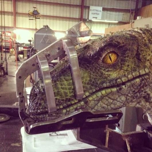 ¿Estamos ante un velociraptor de 'Jurassic World'?