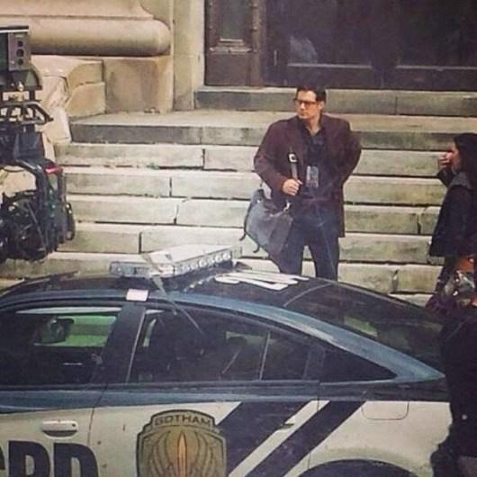 Nuevas fotos del rodaje de 'Batman v Superman: Dawn of justice' con Henry Cavill