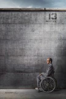 Seis nuevos pósters individuales de 'Los juegos del hambre: Sinsajo - Parte 1'