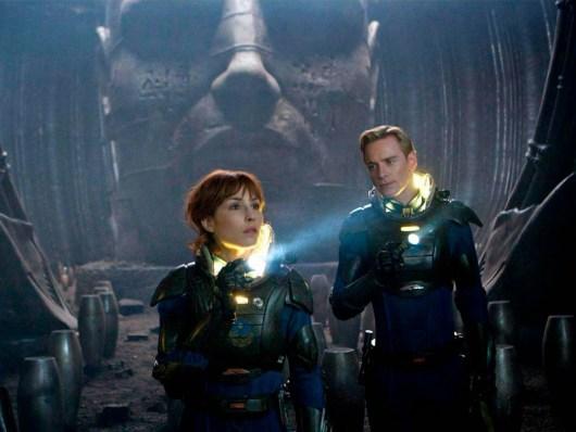 Ridley Scott habla sobre las secuelas de 'Blade Runner' y Prometheus'
