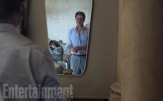 Primeras imágenes de Angelina Jolie y Brad Pitt en 'By the sea'