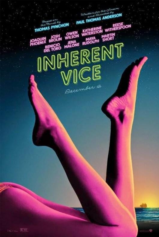 Primer tráiler y póster de 'Inherent Vice'