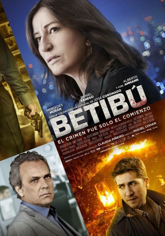 Concurso 'Betibú': Invitaciones dobles para pases especiales en Madrid y Barcelona
