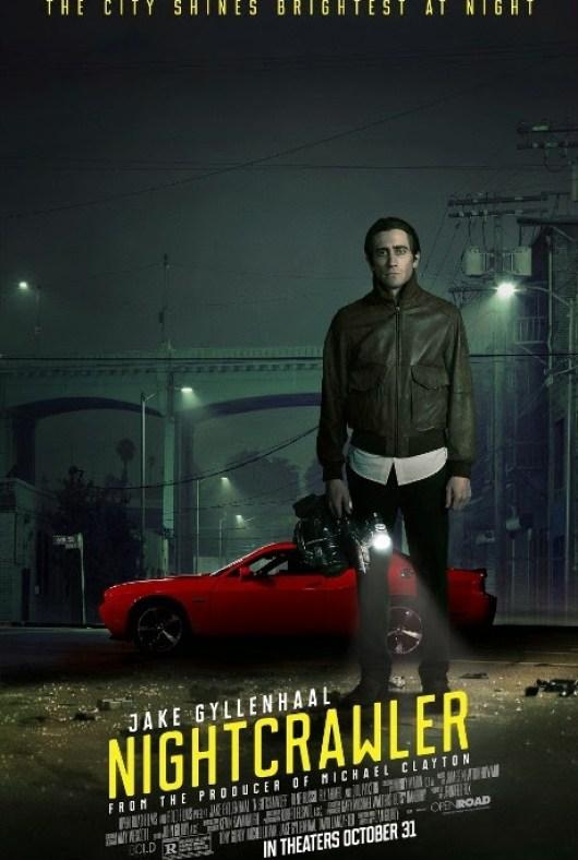 Nuevo póster y spot de 'Nightcrawler'