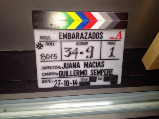 Arranca el rodaje de 'Embarazados', con Paco León y Alexandra Jiménez