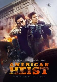 Pósters y tráiler de 'American heist', con Adrien Brody y Hayden Christensen