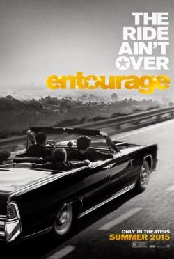 Nuevo tráiler y pósters de la película 'Entourage'