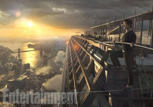 Nueva foto de Joseph Gordon-Levitt en 'The Walk'