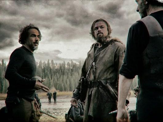 Primeras imágenes de 'The revenant', con Leonardo Di Caprio
