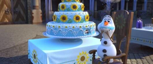 Primeras imágenes oficiales del corto 'Frozen Fever'