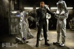 Nuevas imágenes de 'Cuatro fantásticos' y cambio de fecha de su secuela