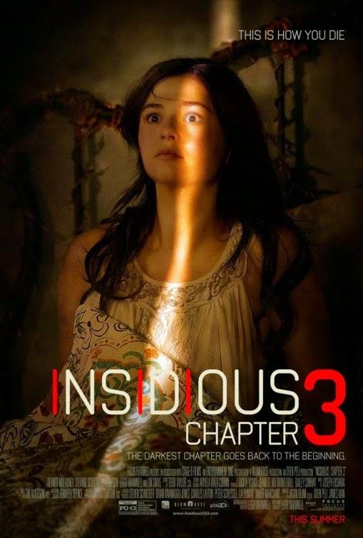 Nuevo póster internacional de 'Insidious: Capítulo 3'