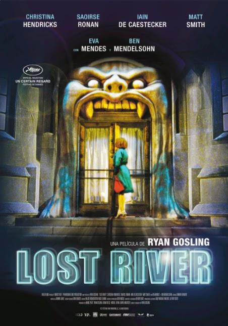Tráielr y póster español de 'Lost River', el debut de Ryan Gosling como director