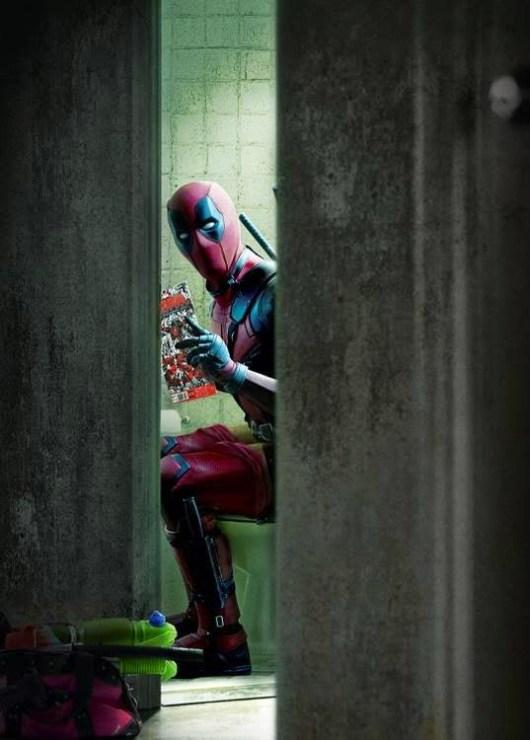 Ed Skrein confirmado como Ajax y nueva imagen divertida de 'Masacre' ('Deadpool')